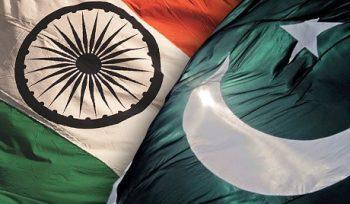 Indai, Pakistan, Flags