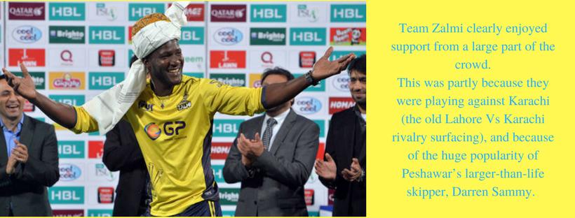 Alt=Darren Sammy, Peshawar Zalmi, PSL 2018, PSL 3
