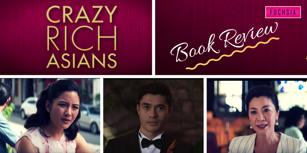 Crazy rich asians book review
