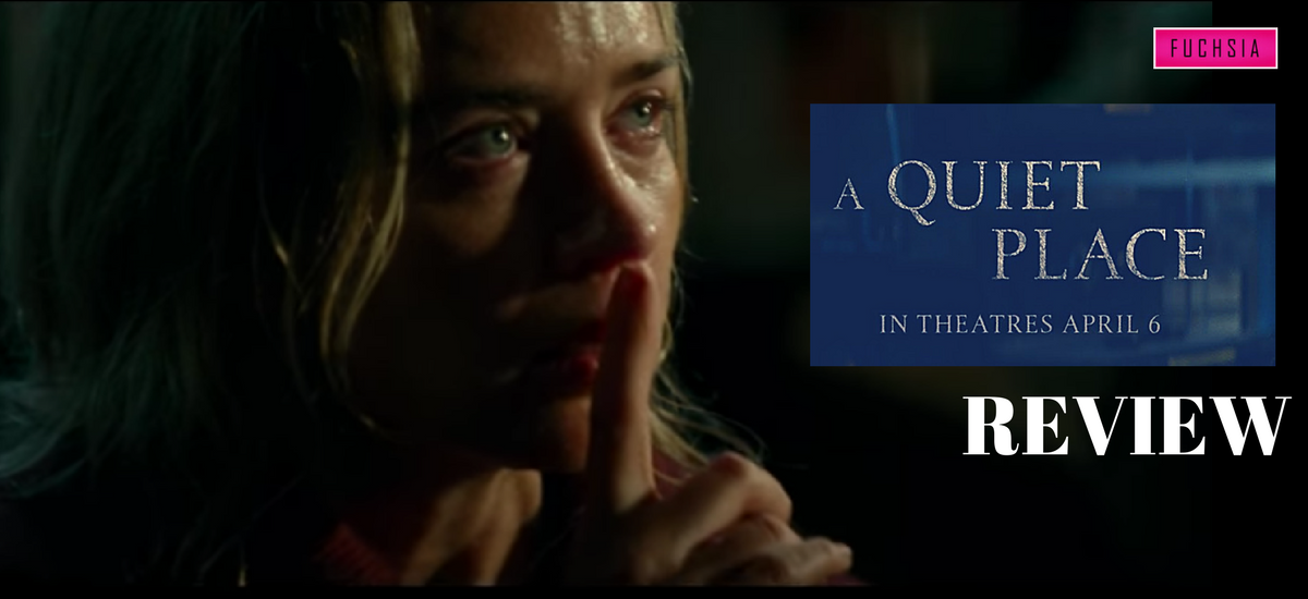 A review of A Quiet Place