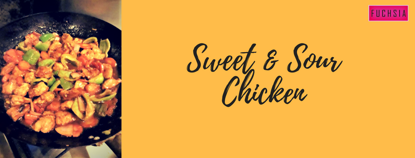 Sweet & Sour Chicken recipe, Sweet and Sour Chicken recipe