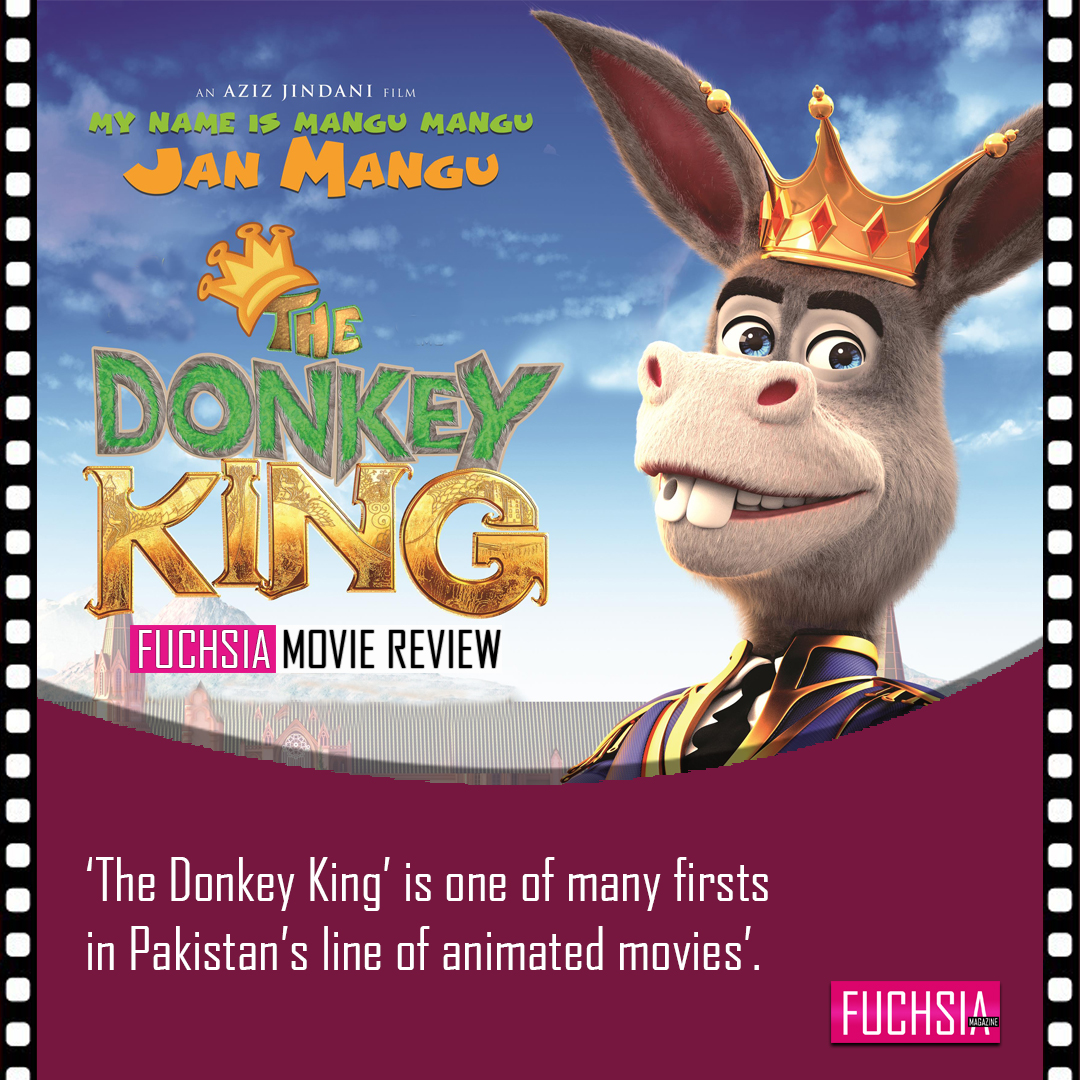 Donkey King, Donkey King Review, Pakistani Animated Cinema