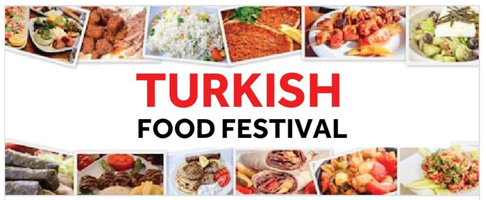 Event planner, TURKISH FOOD FESTIVAL