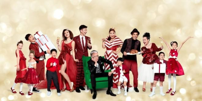 Musical Singapore, Singapore events, Things to do in Singapore, A Singapore Carol