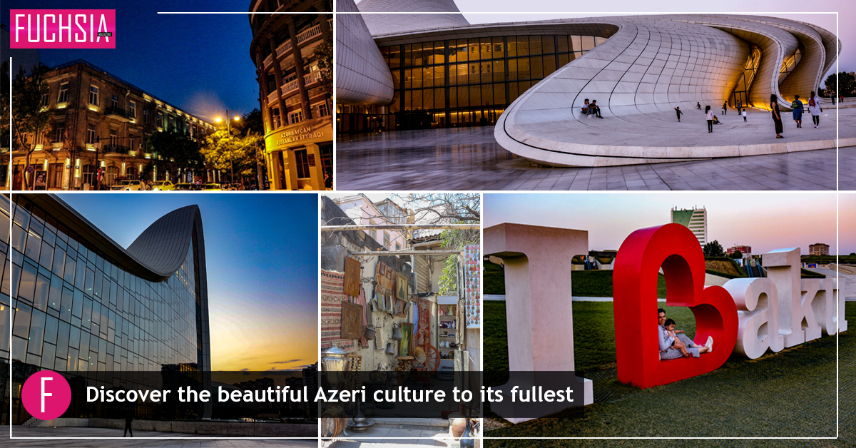FEATURE travel azerbaijan