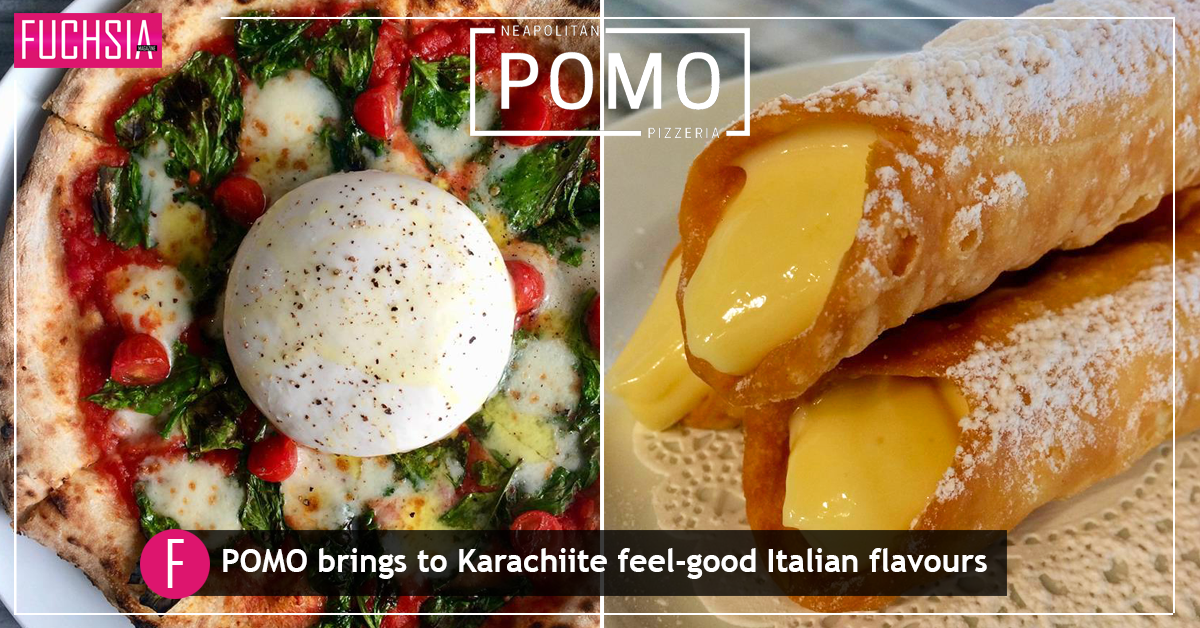 Food review pomo
