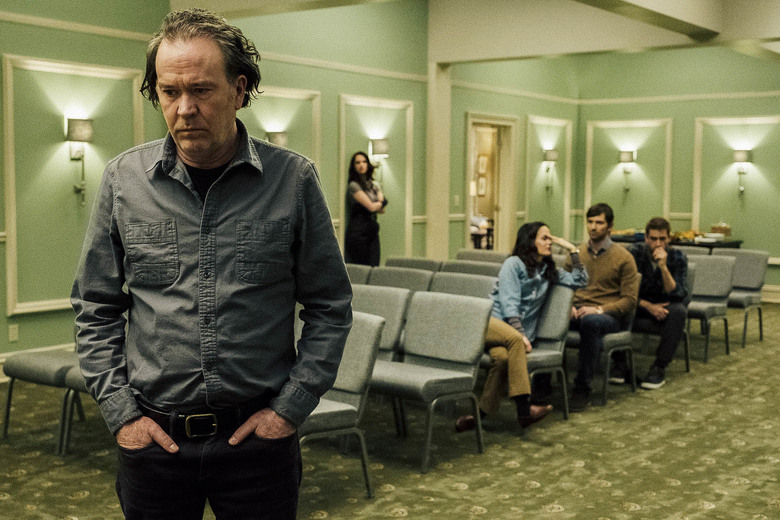 drama review haunting of the hill house