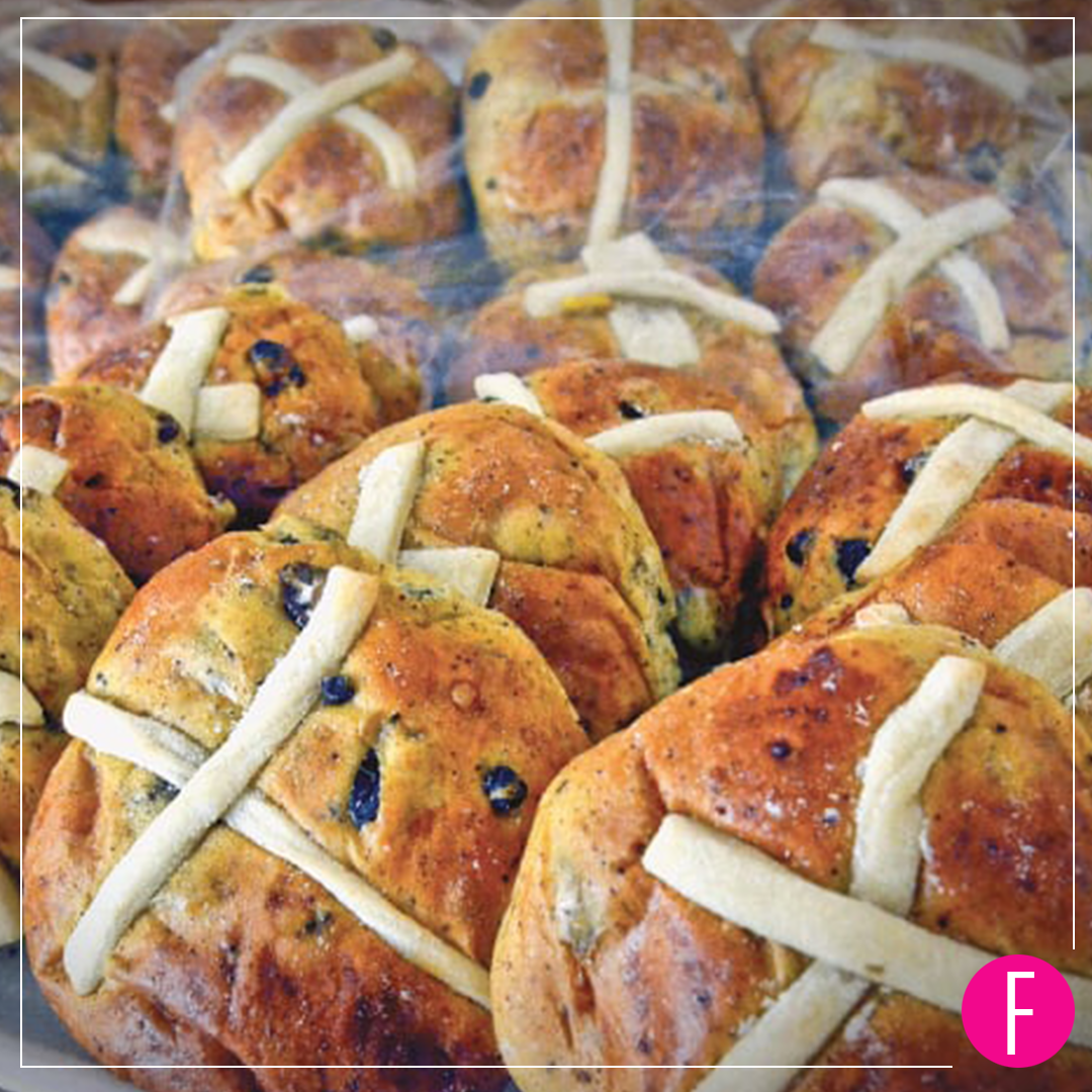 Hot Cross Buns, Misquita Bakery