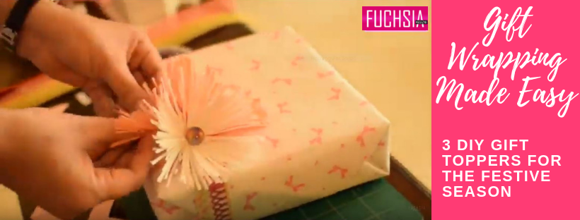 DIY Gift Toppers, Gift Wrapping