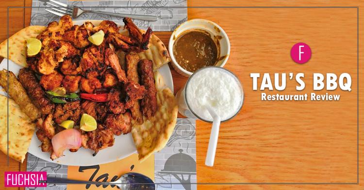 Tau's BBQ, restaurant,
