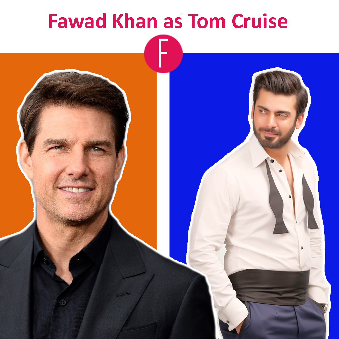 tom cruise - fawad khan