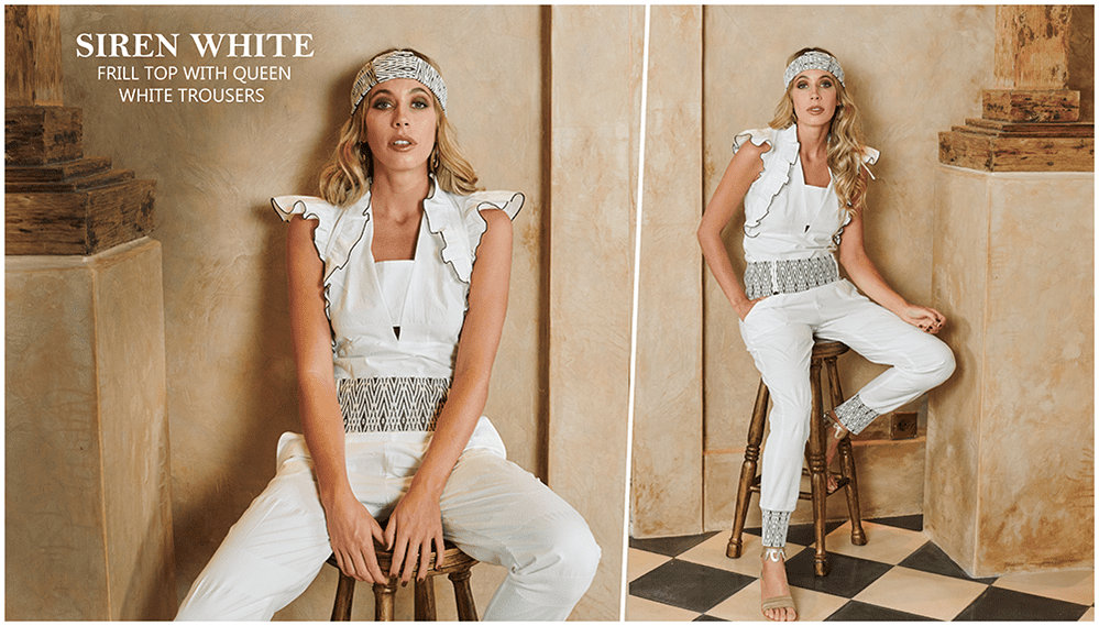 AKOSEE – HOMEMADE RESORT WEAR