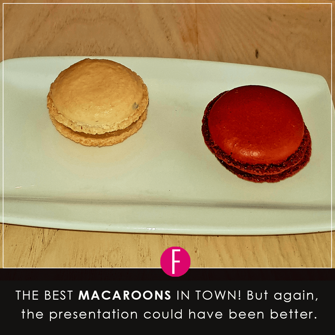 CREMA: YOUR SEARCH FOR THE BEST MACAROONS IN TOWN ENDS HERE