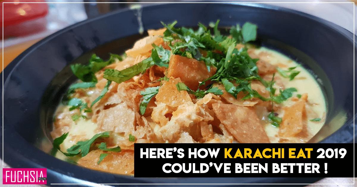 Karachi Eat 2019