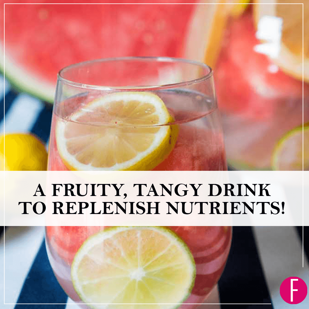 7 Detox Water Recipes You Can Drink All Day Long!