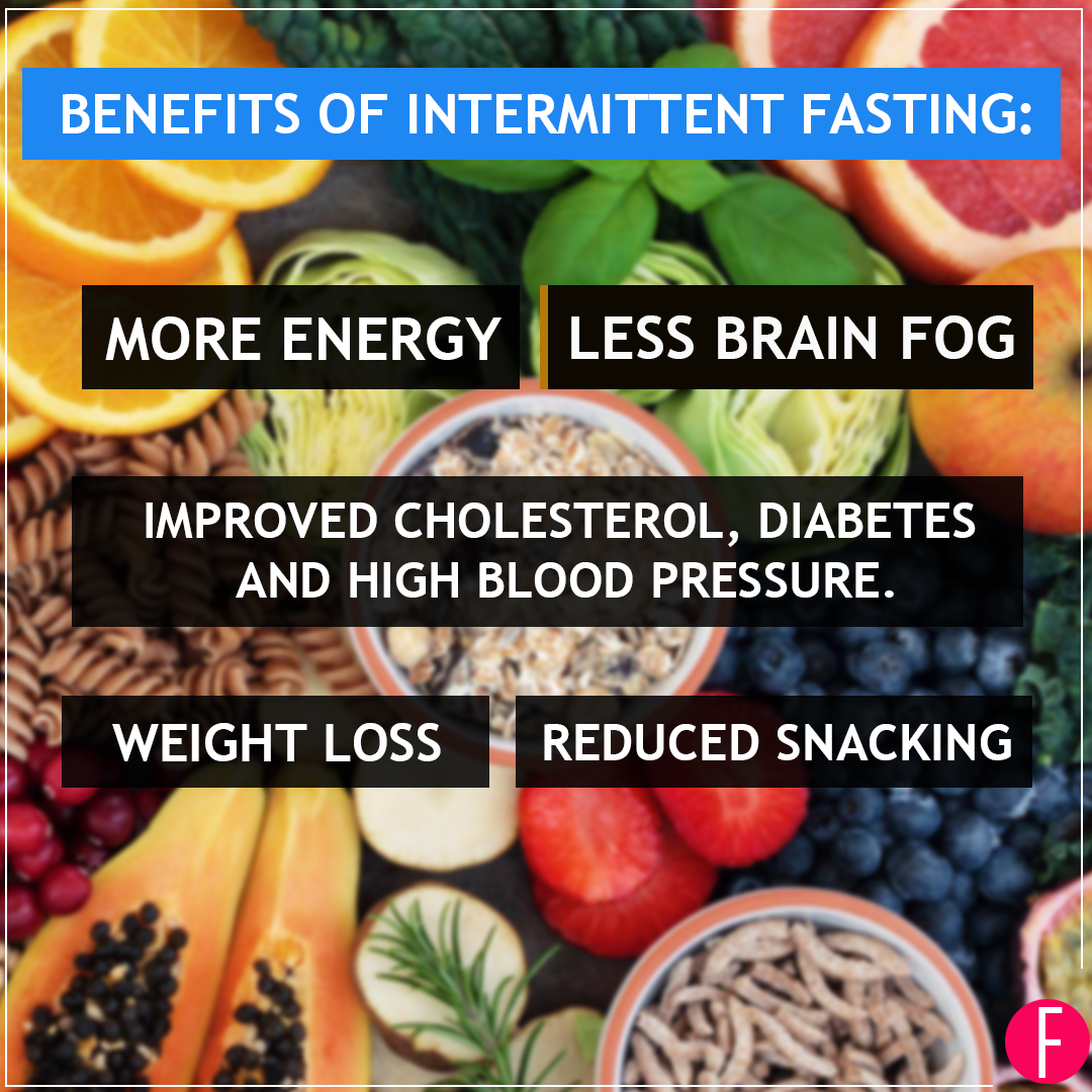 intermittent fasting - the healthy lifestyle change that