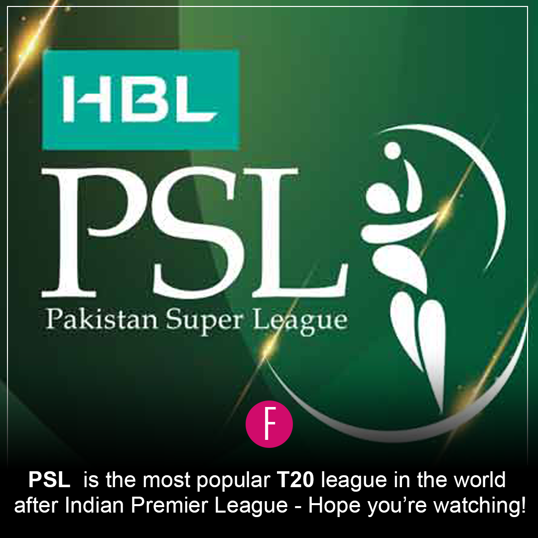 10 Things You Need To Know About PSL 2019 Before It Starts!