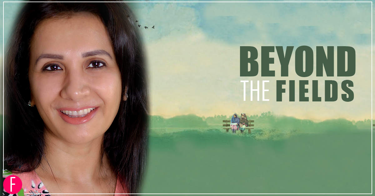 Beyond The Fields - A Debut Novel by Aysha Baqir