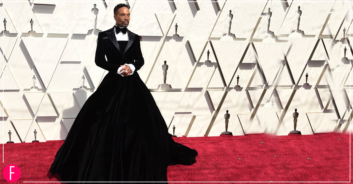 The Oscars Drowned In Frills, Fairyfloss And Ruffles!