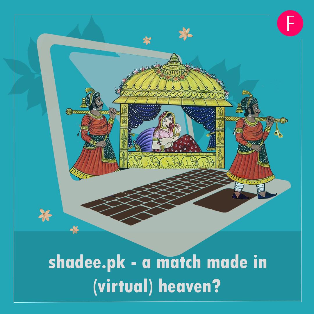 shadee.pk, online marriage,