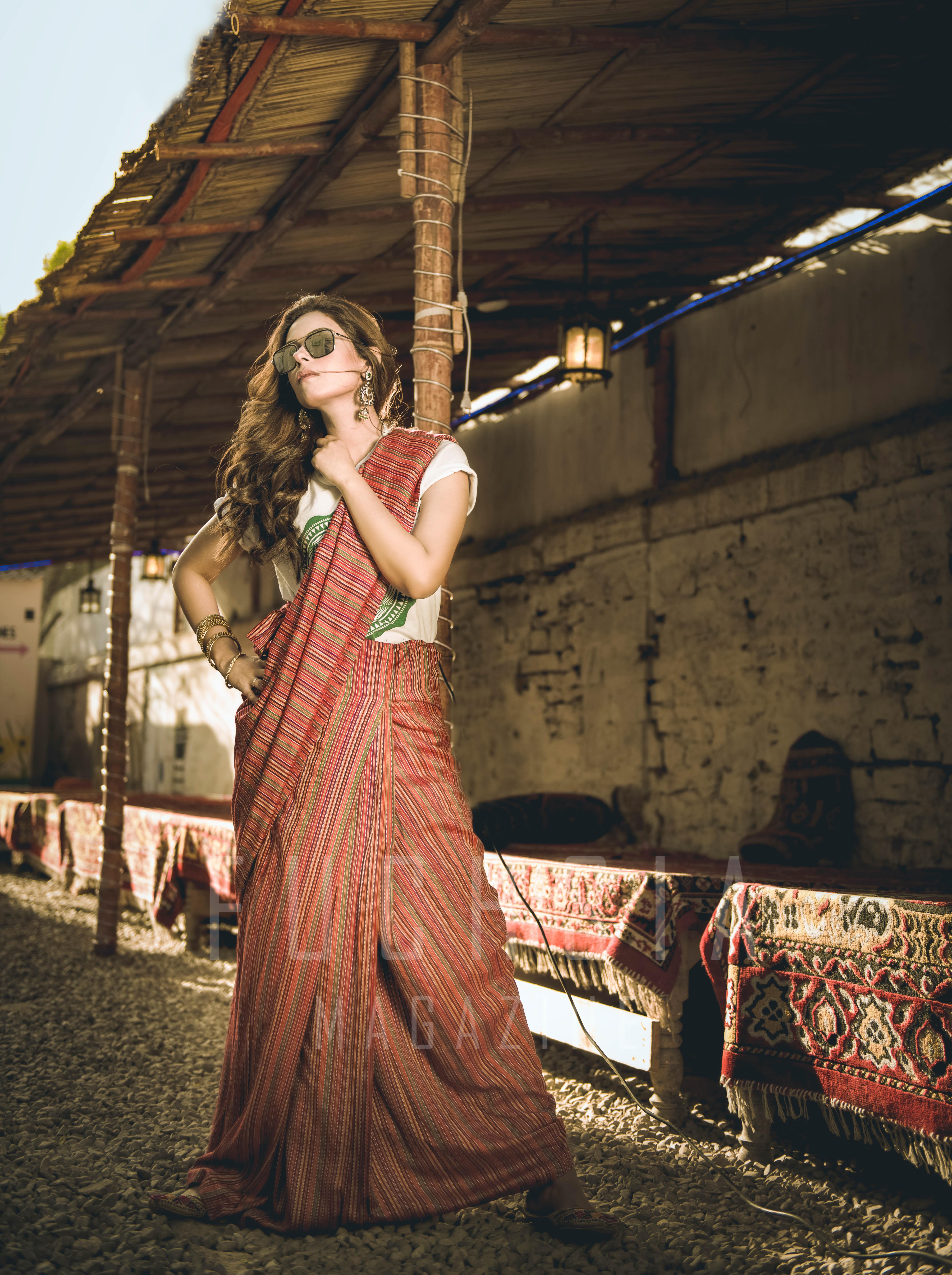 Ajrak, Susi, Pakistani Fashion