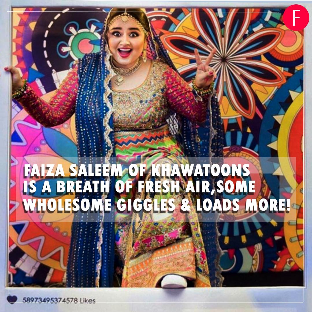 Faiza Saleem, Women's Day