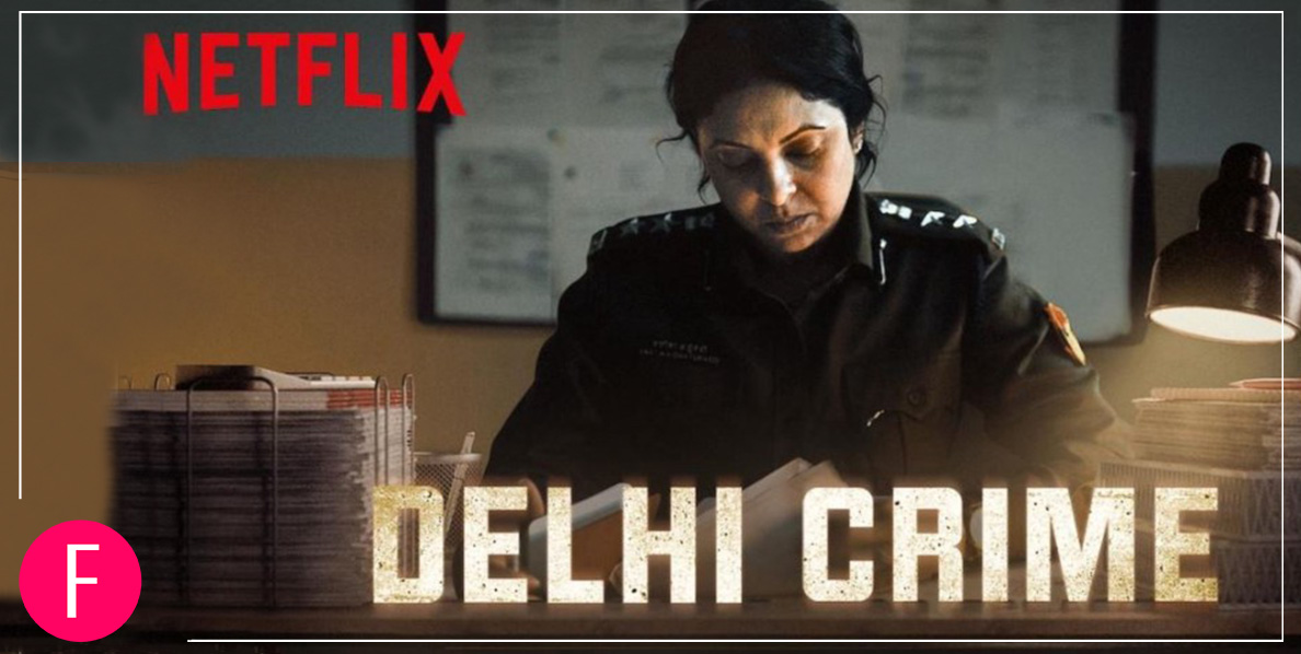 Delhi Crime, Netflix serial, true story, gang rape case