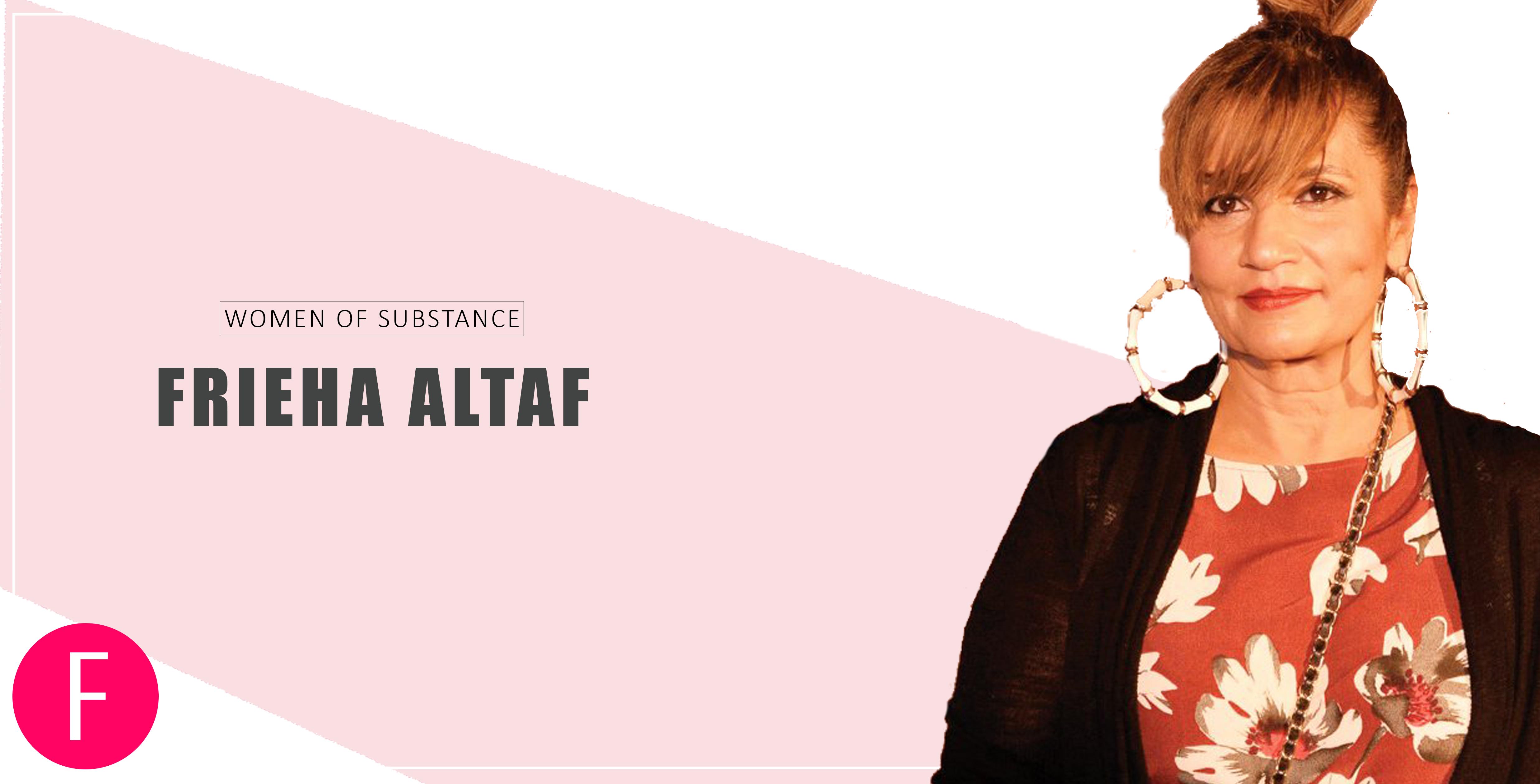 Frieha Altaf
