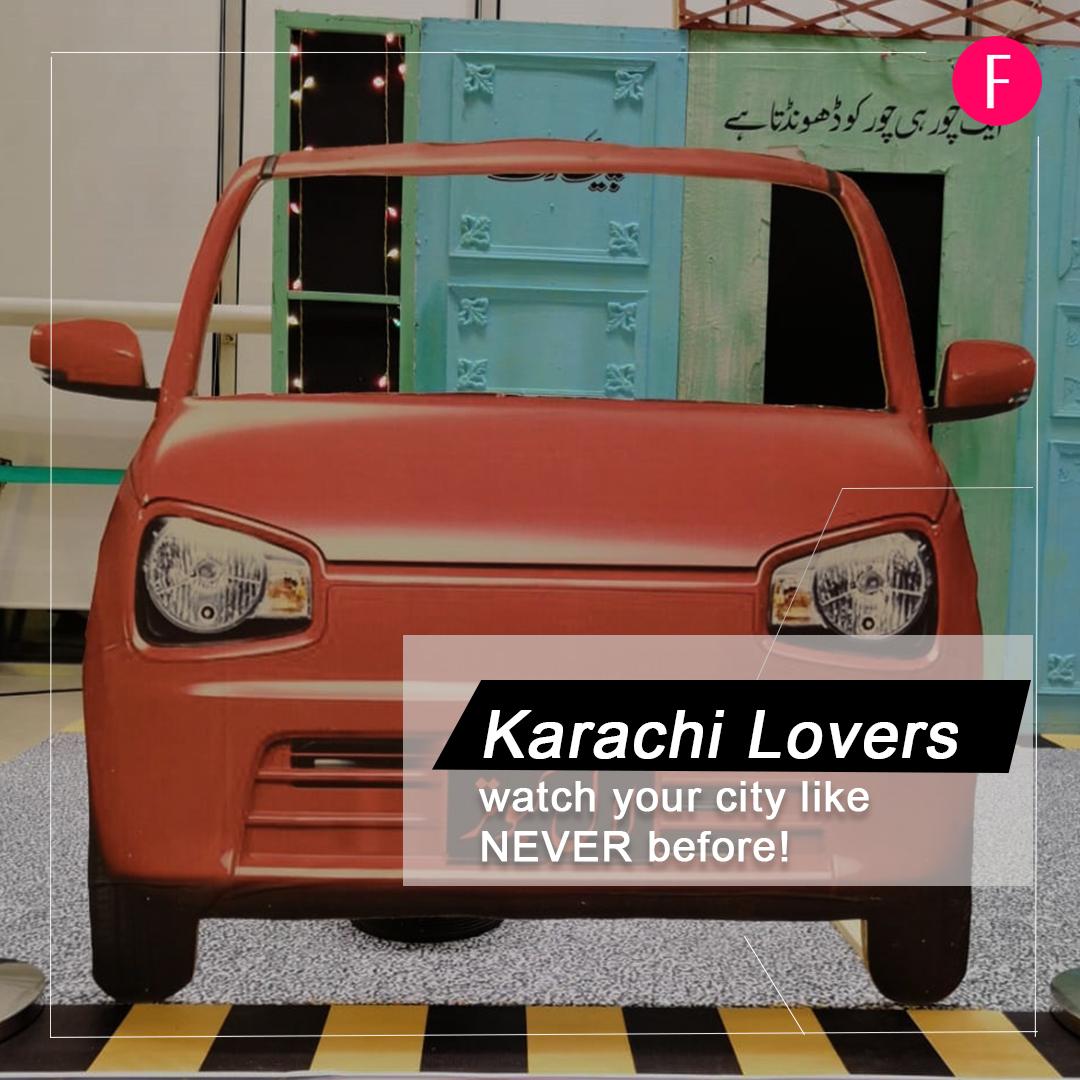 Laal Kabootar, Mansha Pasha, Karachi, Ahmed Ali Akbar,