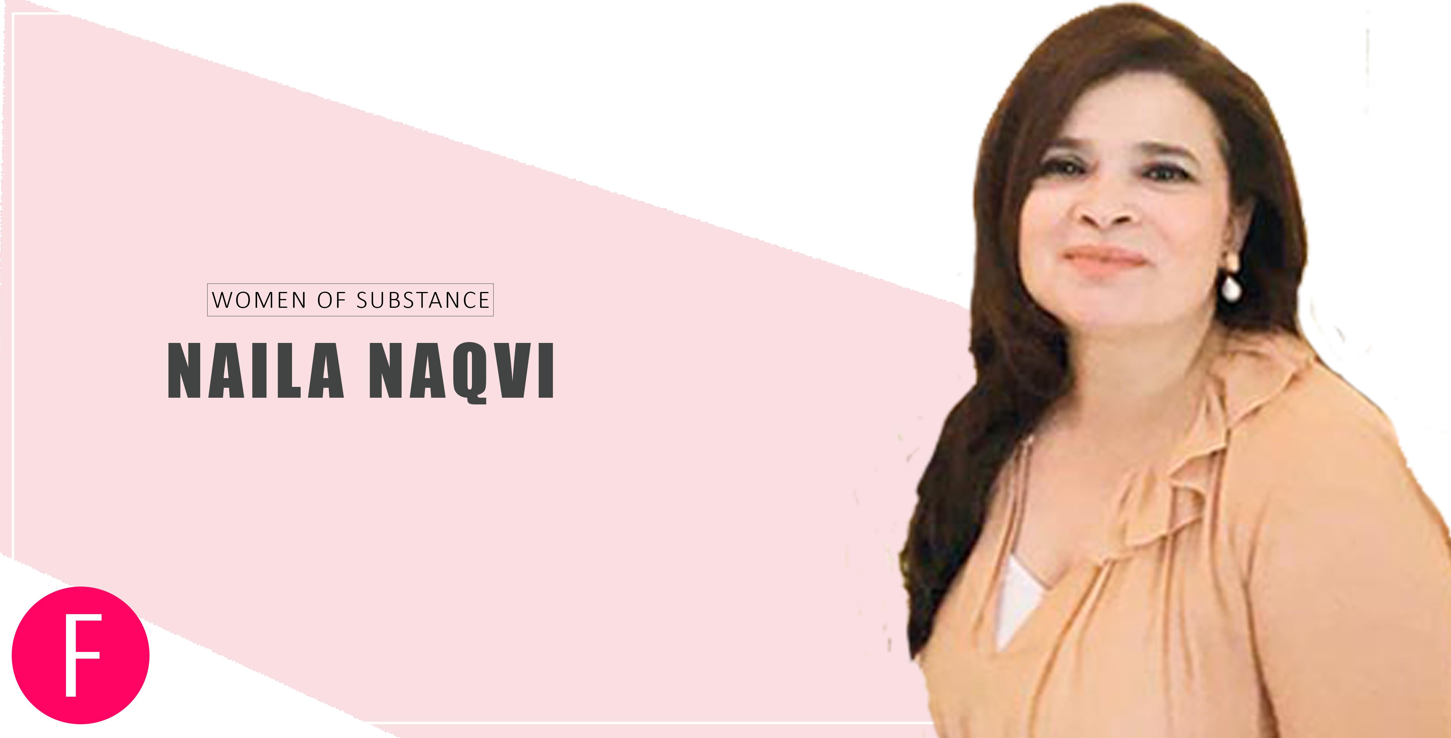 Naila Naqvi, Pie in the Sky