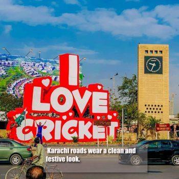 PSL 4, Cricket, Karachi