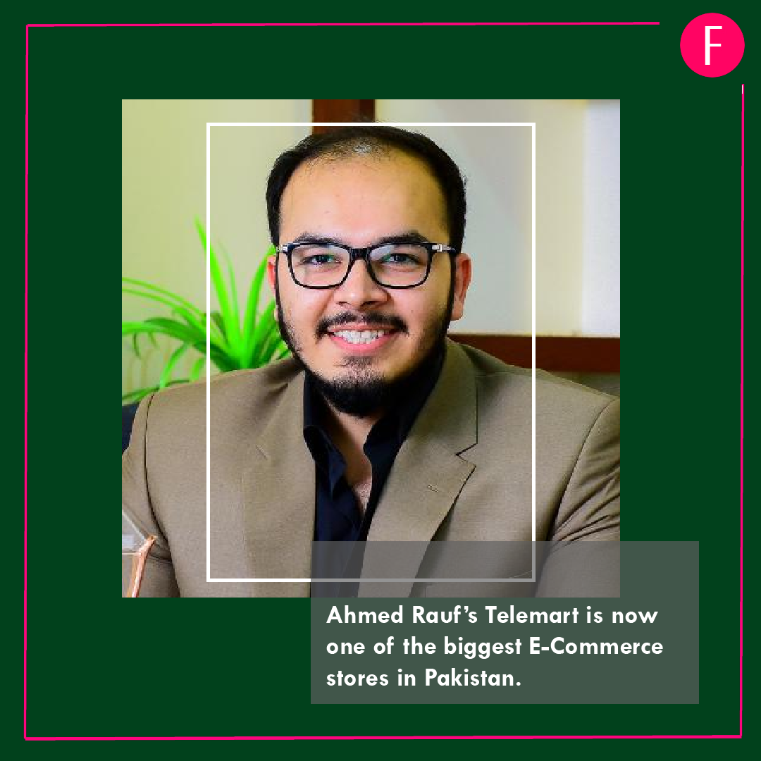Forbes 30 under 30, Ahmed Rauf Essa, Forbes list 2019, Pakistanis in Forbes list