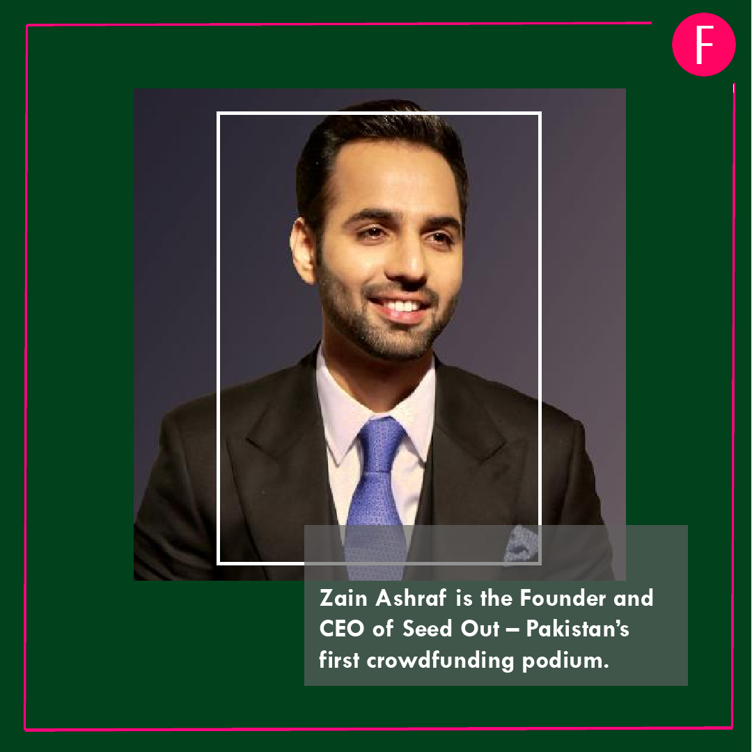 Zain Ashraf, Forbes 30 under 30, Forbes list 2019, Pakistanis in Forbes