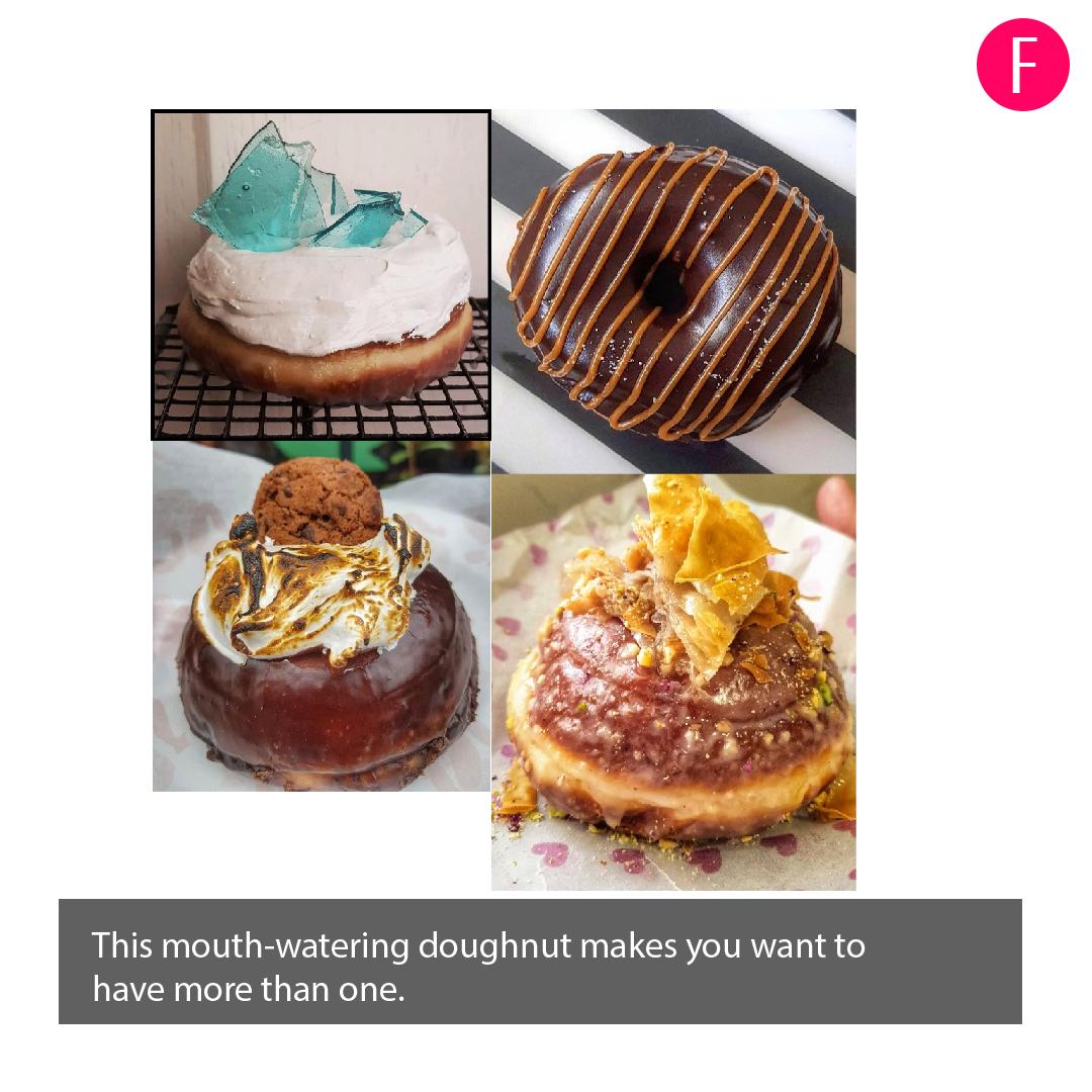 Easy Doughnuts, Doughnuts, Donuts, Easy, Donuts in Karachi, Krispy Kreme