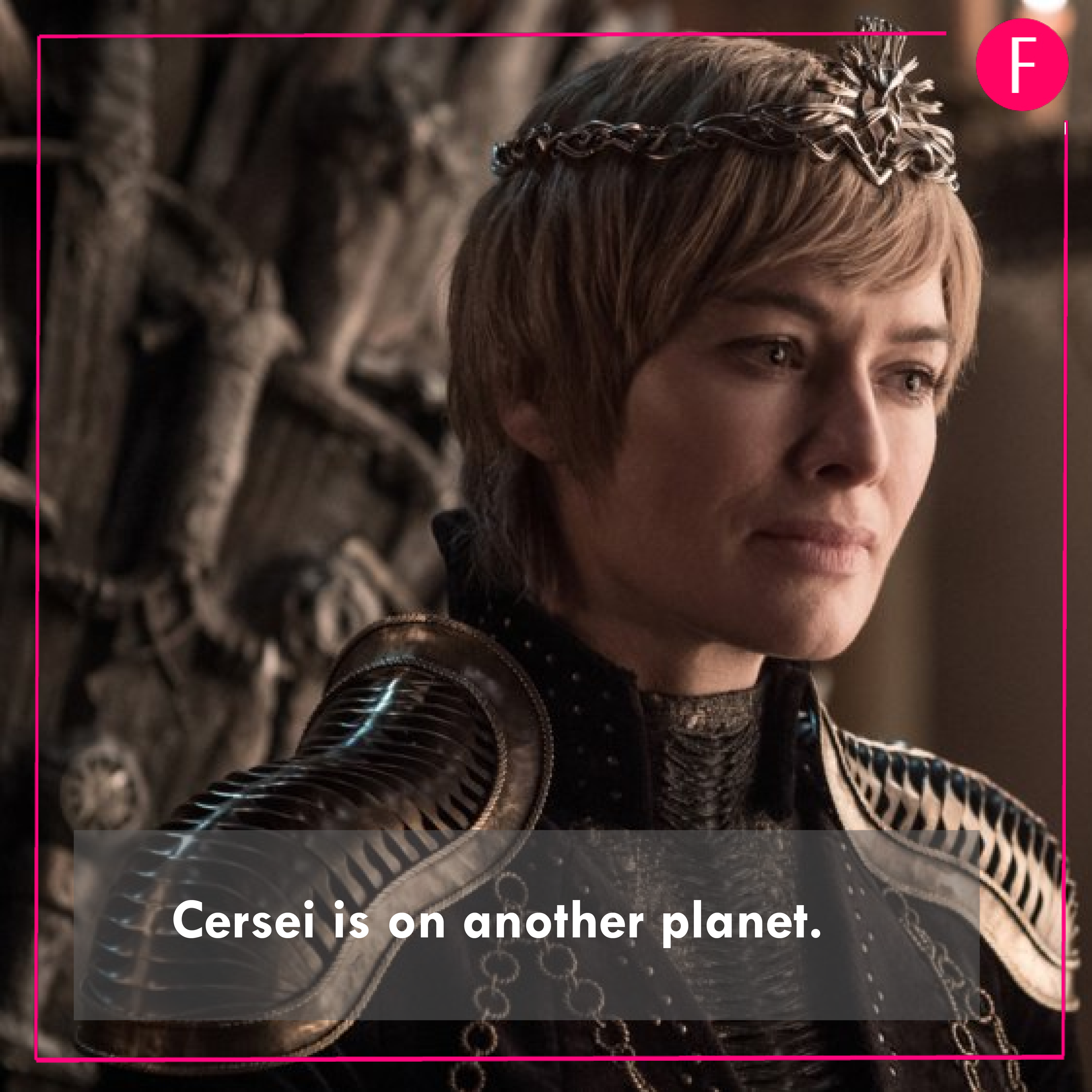 Cersei, Game of Thrones, Season 8