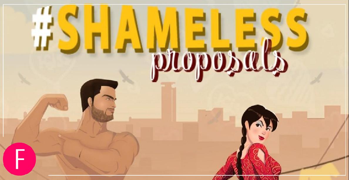 shameless proposal
