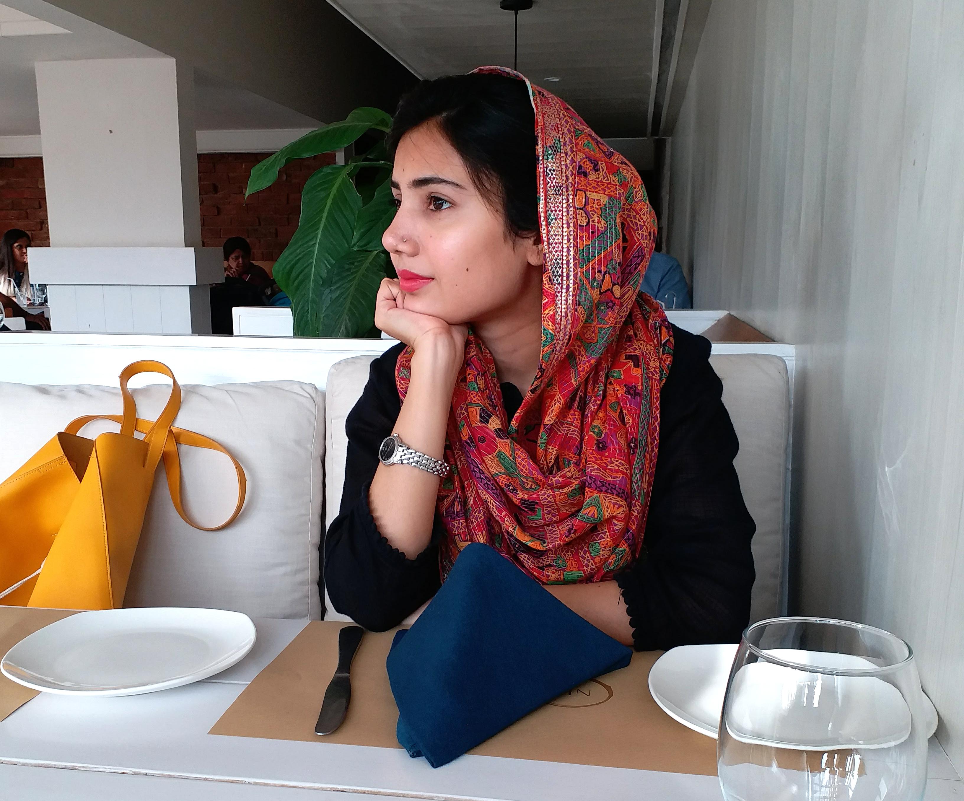 Rozina Bhutto