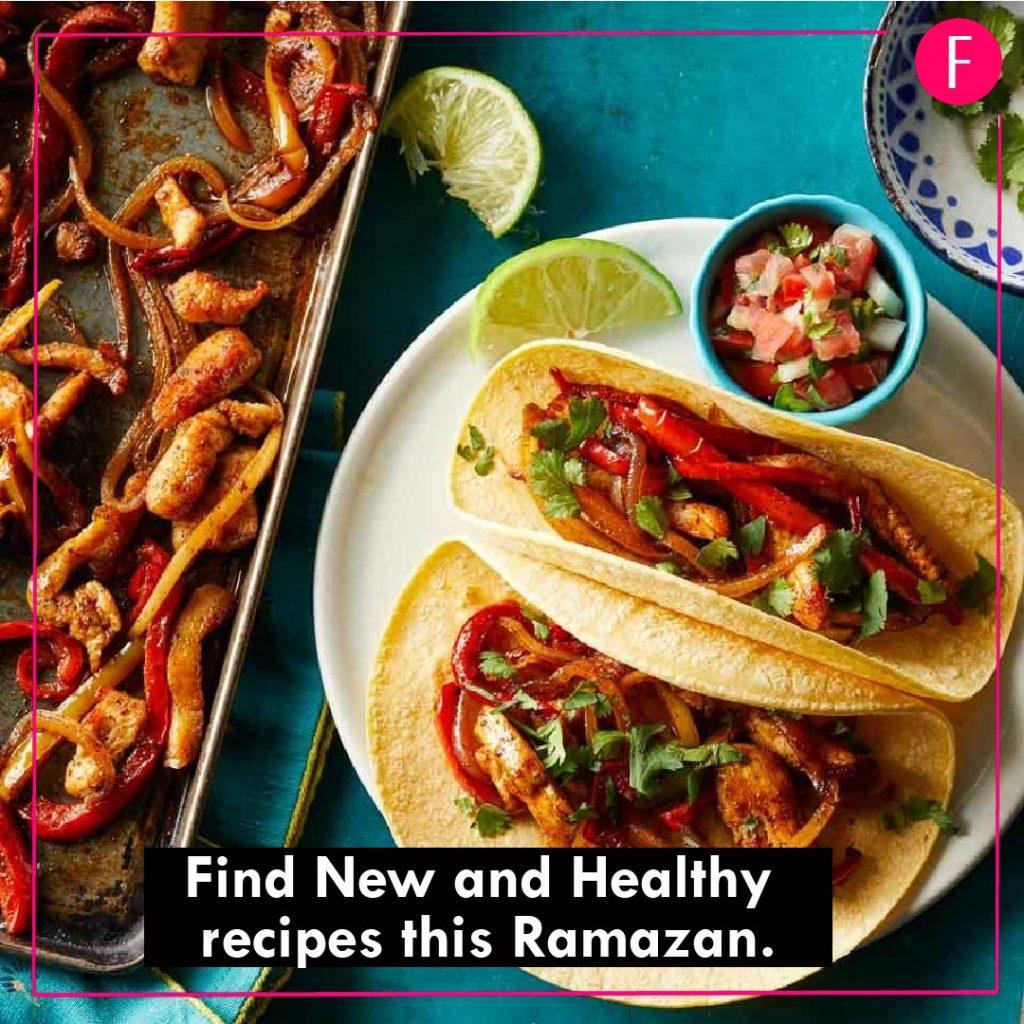 Ramazan 2019, F.Z.M, healthy living, new recipes.