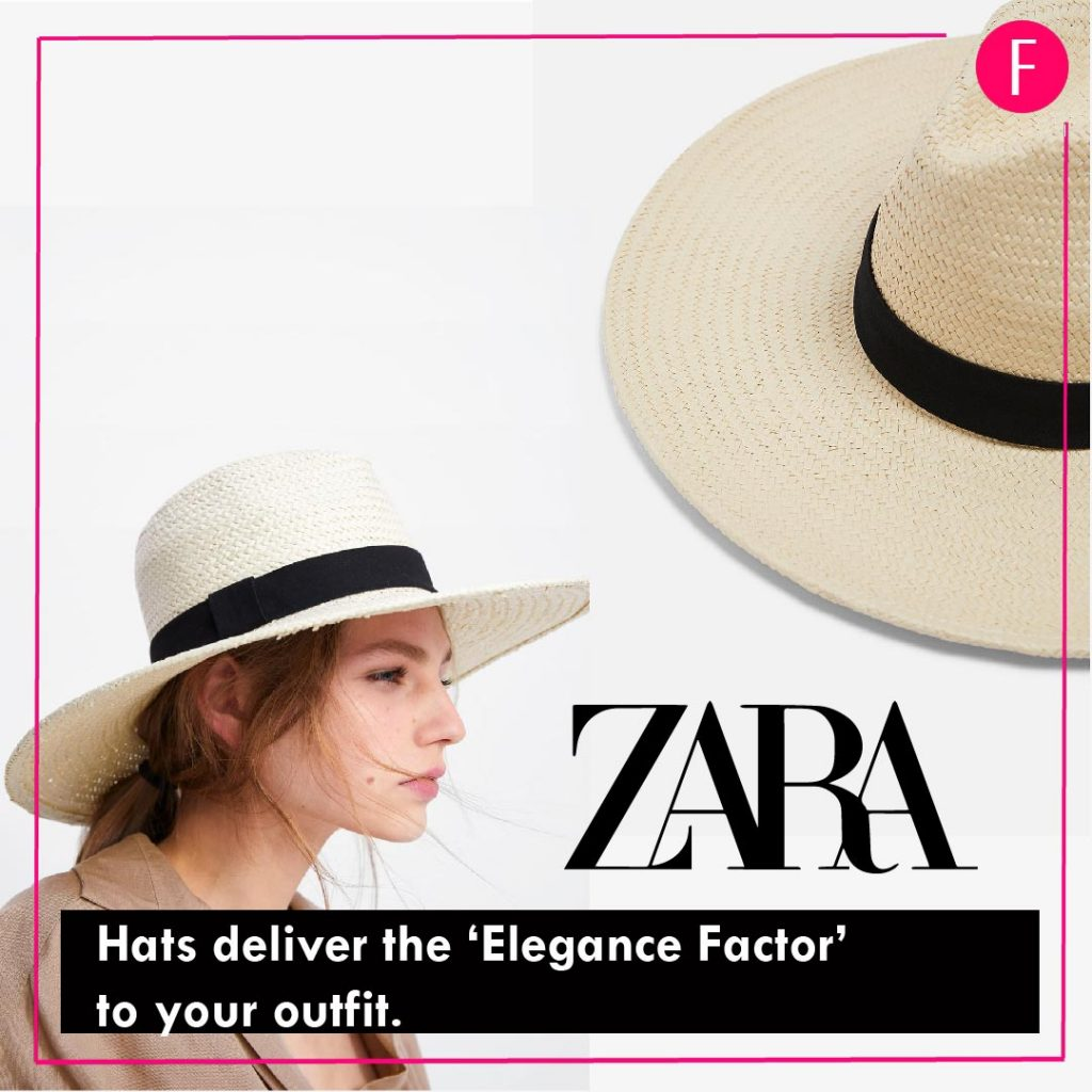 hat, sun, Beach, elegance factor, summer 2019 accessories, Zara, summer 2019