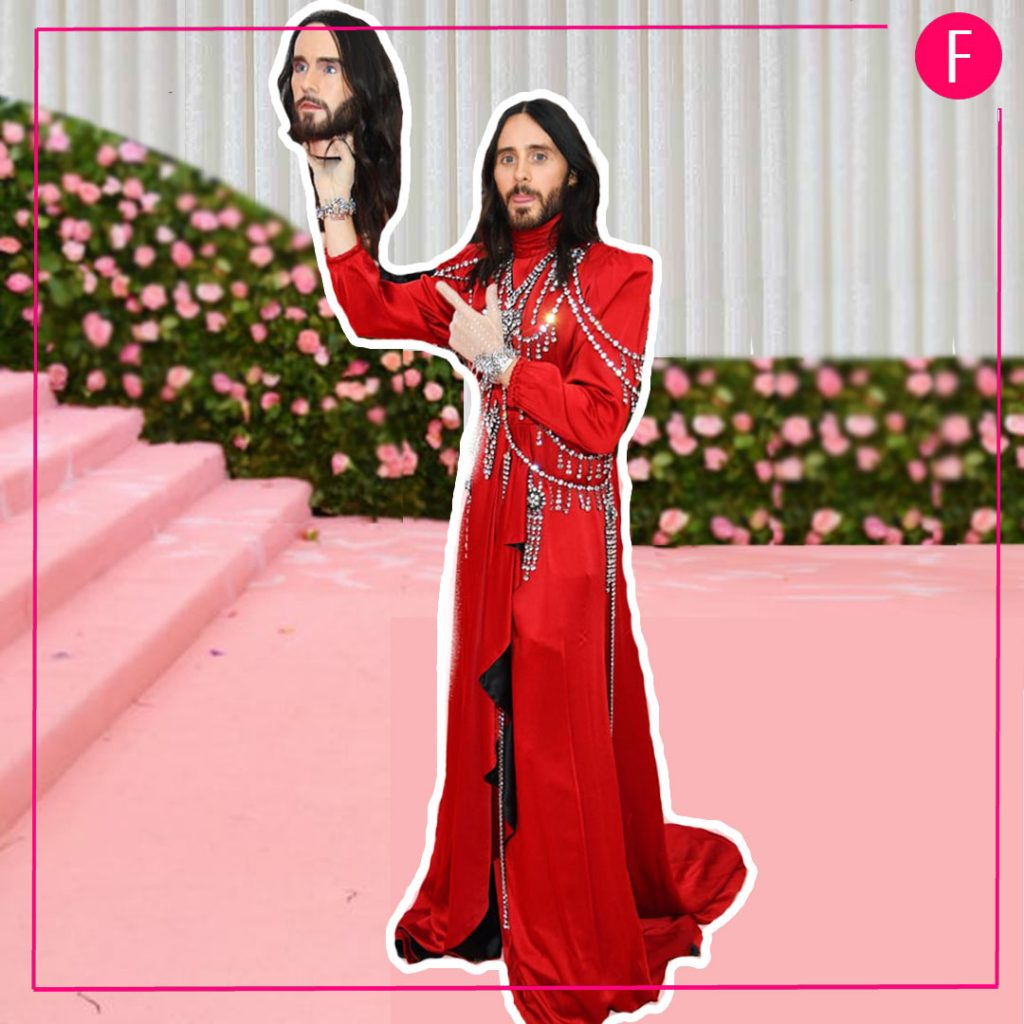 Jared Leto, Met Gala 2019, Camp theme