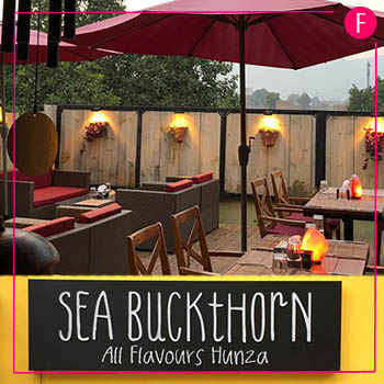 Sea Buckthorn, Hunza Cuisine, Hunza Restaurant, Islamabad Restuarant