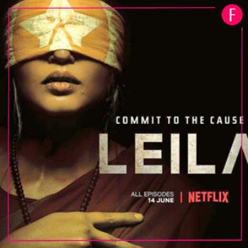 LEILA, netfilx, dystopian fiction, women rights, future society