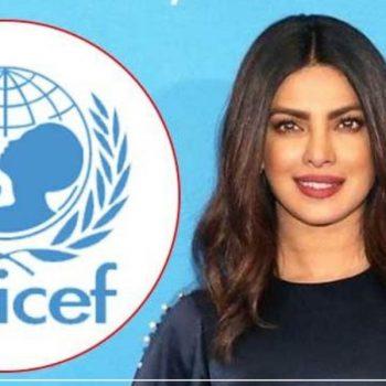 priyanka chopra, Unicef Peace ambassador
