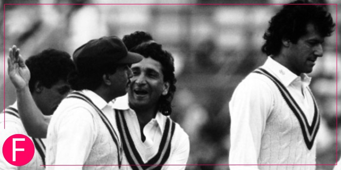 childhood memory of first cricket match