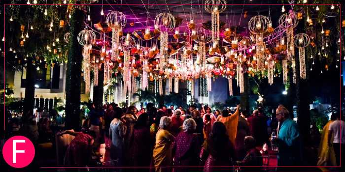 lavish wedding in Lahore