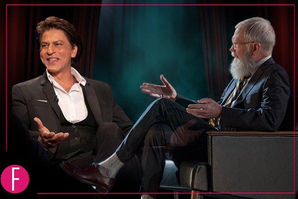 Shahrukh Khan, SRK, Netflix, David Letterman
