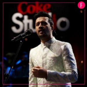 Atif Aslam in Coke Studio season 12