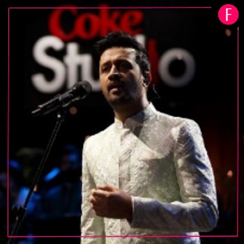 Atif Aslam in Coke Studio season 12