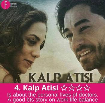 Kalp Atisi, Turkish Drama