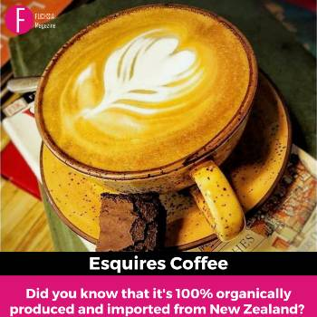 Esquires Coffee, Cafes in Karachi